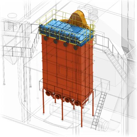 Ремонт и реконструкция рукавных фильтров