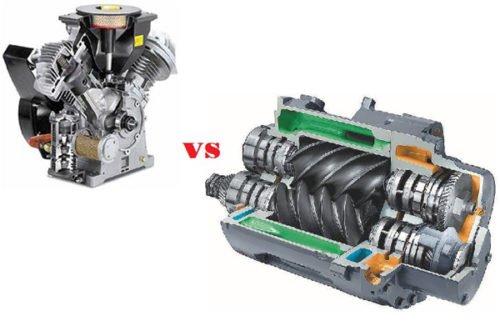 Какой тип компрессоров более эффективен для автосервиса?