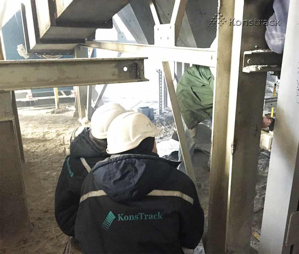 реконструкция рукавного фильтра системы пылеудаления сталеплавильного цеха