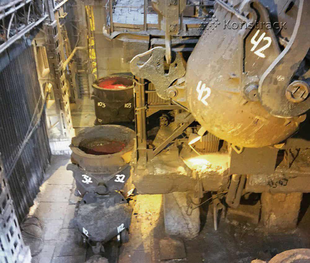 Ремонт и сервис рукавного фильтра на металлургическом комбинате